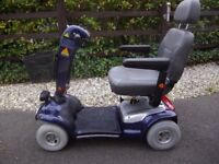 Large PRO RIDER DELUX mobility scooter, cost £1200 excellent condition, lights. Can deliver 15 mile