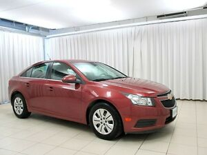 2012 Chevrolet Cruze LT ECO TURBO SEDAN w/ A/C, ON-STAR & AUTO H