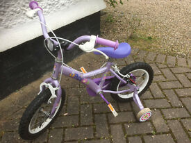 Apollo Petal Girls Bike - 14""