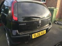 Vauxhall Corsa 1.4 SXI Twinport SPARES or REPAIR