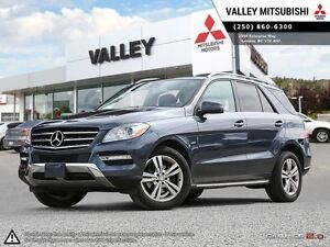 2012 Mercedes-Benz M-Class ML 350 4MATIC-LEATHER, HEATED SEATS,