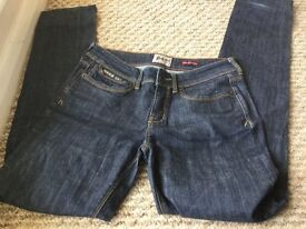 Good condition superdry skinny jeans