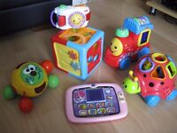 Baby Toy Bundle - 6 toys for 6 months+ £15 Bargain!
