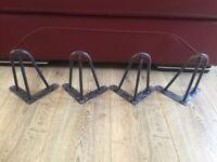 Hairpin coffee table legs