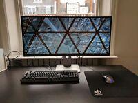 "Dell U3415W QHD IPS Ultrasharp 34"" Curved Monitor"