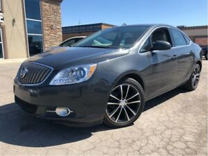 2016 Buick Verano SPORT PKG SUNROOF SPOILER BLACK WHEELS