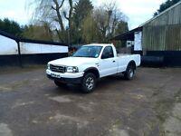 ford ranger 4x4 truck