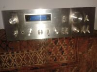 70's Pioneer SA 700 stereo amplifier for sale.