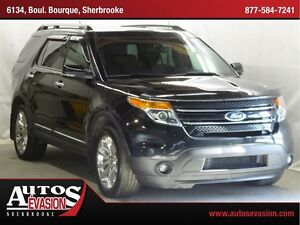 2012 Ford Explorer Limited 4WD + CUIR + TOIT + NAV + MAGS 20