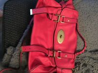 Pink Mulberry Bag