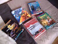 PC vintage games & Media titles