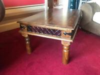 Small coffee table (must go today)