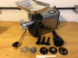 VonShef Premium Heavy Duty Electric Meat Mincer/Grinder