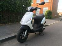 Piaggio Zip 50 2016 Only 40 Miles from Nee Scooter Moped Not Peugeot Sym