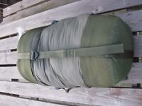 British Army sleeping bag - used