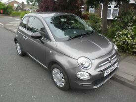 2016 Fiat 500 Very low mileage