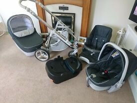 Bebecar Full Travel System and extras...