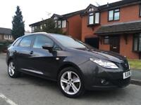 2011 Seat Ibiza Sport 1.6 Tdi £30 Road Tax Excellent Economy