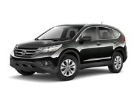 Honda CRV 2012 ready for breaking from a low mileage