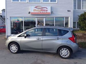 2014 Nissan Versa Note SV Well equipped including back up camera