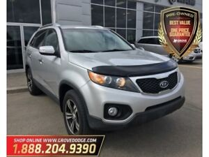 2013 Kia Sorento LX| AWD| Cloth| Navigation| Remote Start
