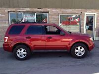 2012 Ford Escape XLT CERTIFIED & E-TESTED