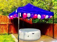 Inflatable LED Hot Tub Hire