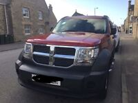 Dodge Nitro 2007 2.8litre diesel. Manual