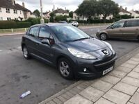 Peugeot 207 Verve 1.4 Manual - Grey