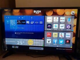 Bush smart tv 32inch