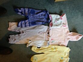 3-6 months baby girls clothes FREE