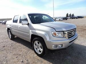2012 Honda Ridgeline Touring Sunroof Leather Bluetooth