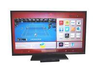 "Hitachi 42"" Smart Wired TV"