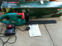 Bosch AHS 41 ACCU 14.4v Cordless Hedge Trimmer 410mm Blade Length With 1 NiCd Battery