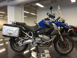 2009 BMW R1200GS Touring