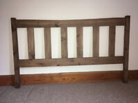 King Size Havana Bed Frame *BRAND NEW*
