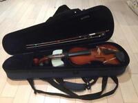 Stringers 1/4 size violin