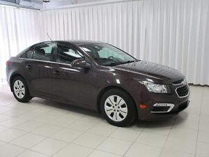 2015 Chevrolet Cruze A NEW ADVENTURE IS CALLING!!! LT TURBO SEDA