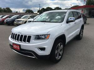 2015 Jeep Grand Cherokee Limited London Ontario image 2