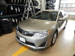 2014 Toyota Camry LE One owner in like new shape