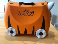 Adopt Tipu, the Tiger Trunki (from Finchley) !