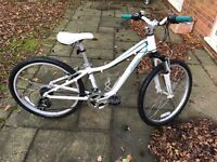 """Specialized Hotrock Girls 24"""" Bicycle - great condition"""