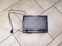 Luxor 15 inch TV - no remote