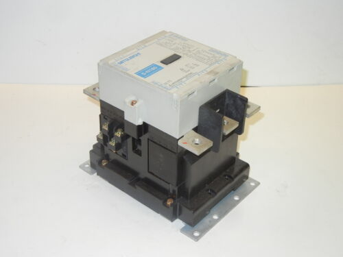 MITSUBISHI ELECTRIC S-N180 USED CONTACTOR 180A 125HP 100-127V COIL SN180