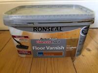 Ronseal Medium Oak Satin Varnish
