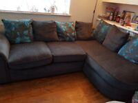 Corner sofa stevenage Hertfordshire