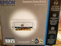 Epson xp-315 printer, scanner & copier