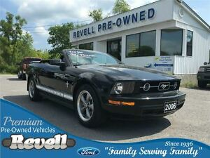 2006 Ford Mustang Convertible *Leather buckets  ONLY 45K  MINT