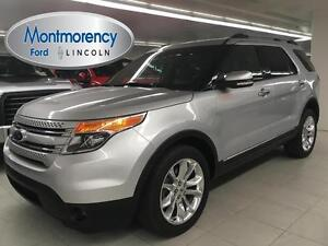2014 Ford EXPLORER LIMITED, BANCS CHAUF