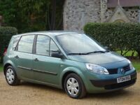Renault Scenic 1.4 16v Authentique 5dr NEW MOT + CHEAP TO RUN